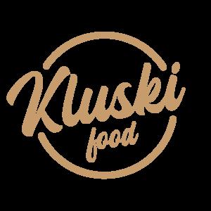 KLUSKI food LOGO