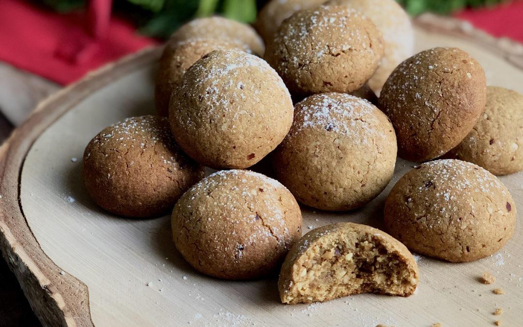 Biscuits moelleux à la noisette